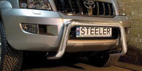 Bullbar Steeler Toyota Land Cruiser 120 2003-2009 Type U