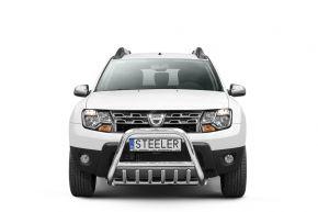 Bullbar Steeler Dacia Duster 2010-2014-2018 Type G