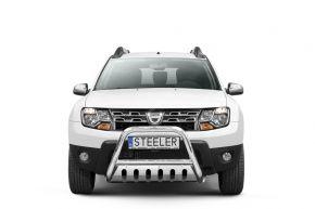 Bullbar Steeler Dacia Duster 2010-2014-2018 Type S