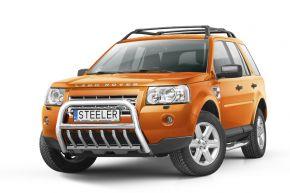 Bullbar Steeler LAND ROVER FREELANDER II 2007-2014 Type G