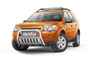Bullbar Steeler LAND ROVER FREELANDER II 2007-2014 Type S