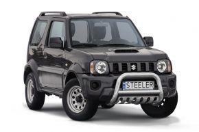Bullbar Steeler SUZUKI JIMNY 2012-2018 Type S