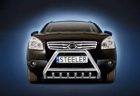 Bullbar Steeler Nissan Qashqai 2007-2010 Type G