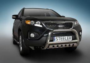 Bullbar Steeler Kia Sorento 2010-2012 Type S