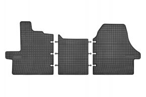 Rubber Automatten PEUGEOT BOXER 3 stukken 2014-