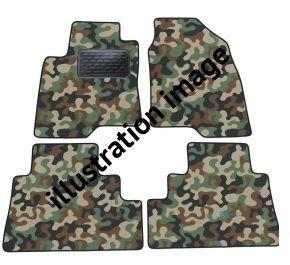 Army car mats Audi A4 B8  /  A5 2009-2015  4k