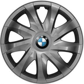 "Wieldoppen BMW 14"", DRACO GRAFFI 4 stuks"