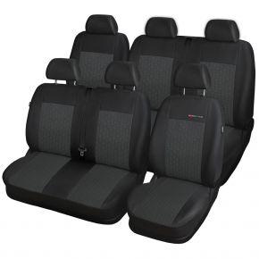 Autostoelhoezen VW T-4 (6 mensen), JAAR 1994-2003, X132-P1