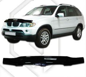 Grill beschermer BMW X5 E53 facelift 2004-2007
