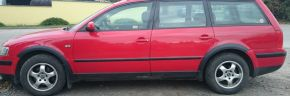 Wielkastverbreder Wielkast Lijsten VOLKSWAGEN VW PASSAT B5 SEDAN 1996-2000