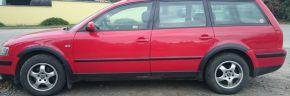 Wielkastverbreder Wielkast Lijsten VOLKSWAGEN VW PASSAT B5 COMBI 1996-2000