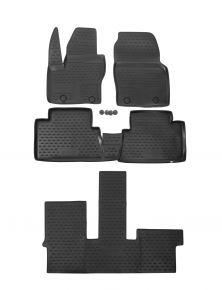 Gumené rohože pre FORD GRAND C-MAX 2010-up 5 ks