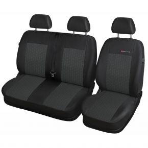 Autostoelhoezen FRENTE VW T-4, JAAR 2+1 1994-2003, X130-P1