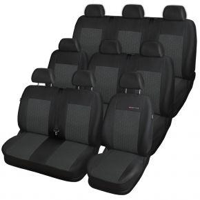 Autostoelhoezen VW T-4 (9 mensen), JAAR 1994-2003, X135-P1