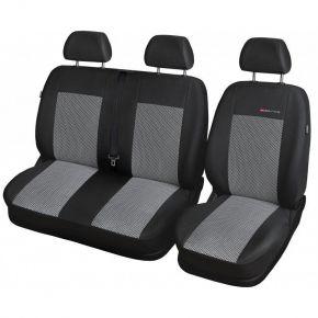 Autostoelhoezen Elegance 2+1 BUS / VAN P2