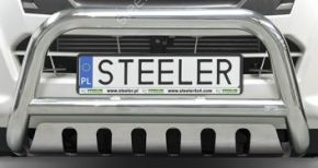 Bullbar Steeler OPEL VIVARO 2001-2014 Type S