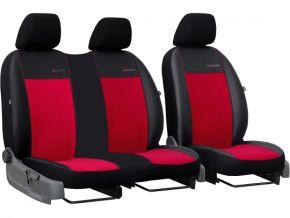Autostoelhoezen op maat Exclusive MERCEDES VITO W638 2+1 (1996-2003)