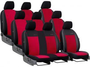 Autostoelhoezen op maat Exclusive FORD TOURNEO CUSTOM II 9p. (2013-2020)