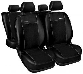 Autostoelhoezen FORD C-MAX, JAAR 2003-2010, X260 BLACK
