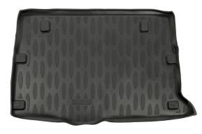 Kofferbakmat rubber, HYUNDAI VELOSTER 2011-