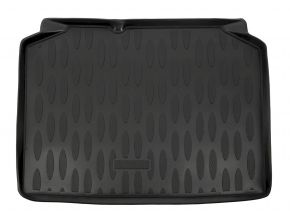 Kofferbakmat rubber, SKODA FABIA II HATCHBACK 2007-2014
