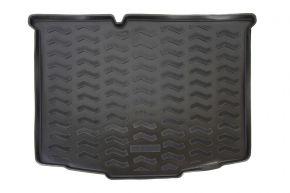 Kofferbakmat rubber, SKODA FABIA III HATCHBACK 2015-