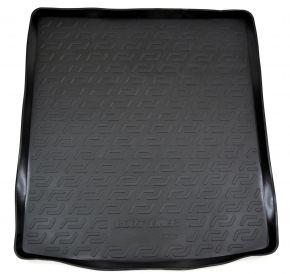 Kofferbakmat rubber, VOLKSWAGEN SHARAN II 2010-