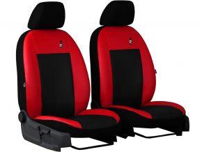 Autostoelhoezen op maat Leer ROAD FORD TRANSIT VII 1+1 (2013-2020)