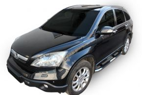 Bočné nerezové rámy, Honda CR-V 2006-2012