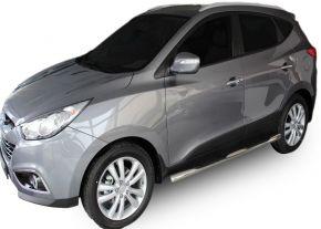 Bočné nerezové rámy, Hyundai ix35 2009-2015