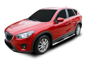 Bočné nerezové rámy, Mazda CX-5 2012-2016