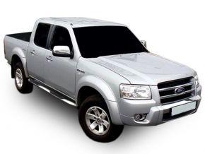 Bočné nerezové rámy, Ford Ranger 2006-2013