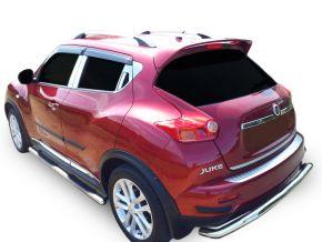 Bočné nerezové rámy, Nissan Juke 2010-2014 / 2014-2019