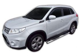 Bočné nerezové rámy, Suzuki Vitara 2015-up
