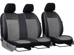 Autostoelhoezen op maat Exclusive VOLKSWAGEN T4 2+1 (1989-2003)