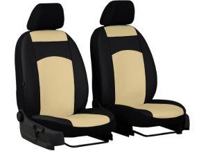 Autostoelhoezen op maat Leer STANDARD MERCEDES VITO W638 1+1 (1996-2003)
