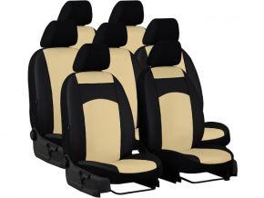 autostoelhoezen op maat Leer STANDARD MAZDA 5 I 7p. (2005-2010)