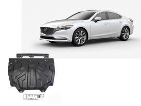 De stalen deksel van de motor en de voor Mazda 6 1,8; 2,0; 2,5 2015-