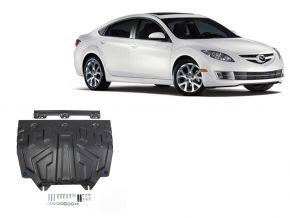 De stalen deksel van de motor en de voor Mazda 6 1,8; 2,0; 2,5 2013-2015