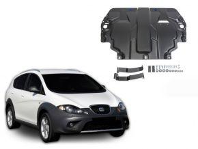De stalen deksel van de motor en de voor Seat Altea Freetrack 2,0 TSI 2004-2015