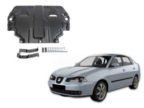 De stalen deksel van de motor en de voor Seat Cordoba III past op alle motoren 2003-2009