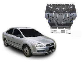 De stalen deksel van de motor en de voor Ford  Focus II past op alle motoren 2005-2011