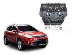 De stalen deksel van de motor en de voor Ford  Kuga 2,0 2008-2013