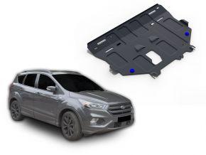 De stalen deksel van de motor en de voor Ford Kuga 1,5 Ecoboost; 1,6; 2,5 2016