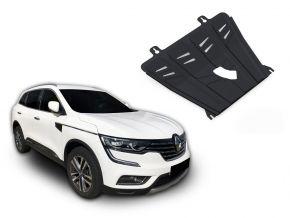 De stalen deksel van de motor en de voor Renault Koleos 2,0; 2,5 2017