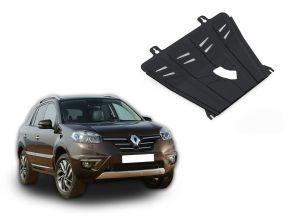 De stalen deksel van de motor en de voor Renault Koleos 2,0; 2,5 2014-2017