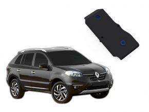 Stalen afdekking van het differentieel Renault Koleos 2,0; 2,5, 2007-2017