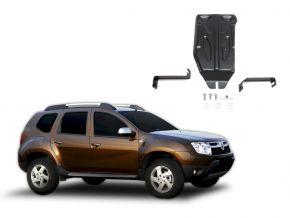 Stalen afdekking van het differentieel Dacia Duster 4WD 1,5d; 4WD 1,6; 4WD 2,0, 2010-2015; 2015-2018