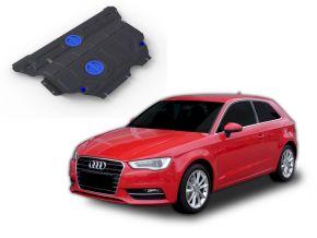 De stalen deksel van de motor en de voor Audi A3 FWD/4WD 1,2TSI; FWD/4WD 1,4TFSI; FWD/4WD 1,8TFSI; FWD/4WD 1,8TSI 2012-