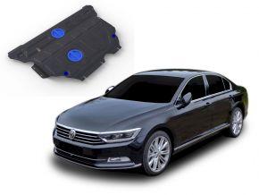 De stalen deksel van de motor en de voor Volkswagen Passat (B8) FWD 1,4TSI; FWD 1,8TSI 2015-